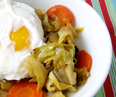 Braised Cabbage You Can Eat Every Day