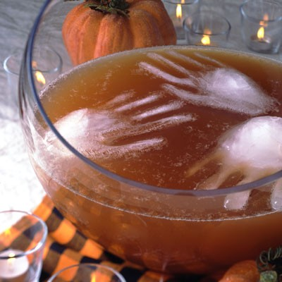 Make Creepy Halloween Punch with this Bone Chillin' Brew Recipe