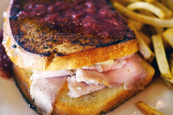 The Ham & High: Locally Sourced Ingredients in Montgomery