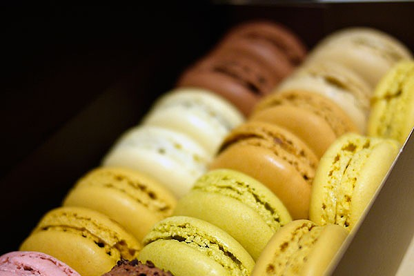 The Power of Love & French Macarons