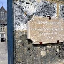 monbazillac, France medieval castle