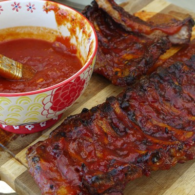 10 Summer Grilling Tips + Zesty BBQ Ribs Recipe