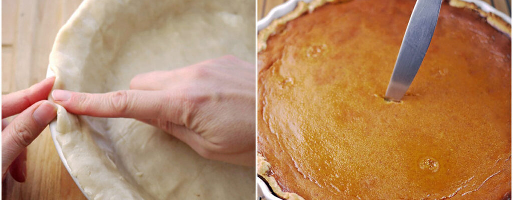 Classic Pumpkin Pie: So Easy It's Ridiculous
