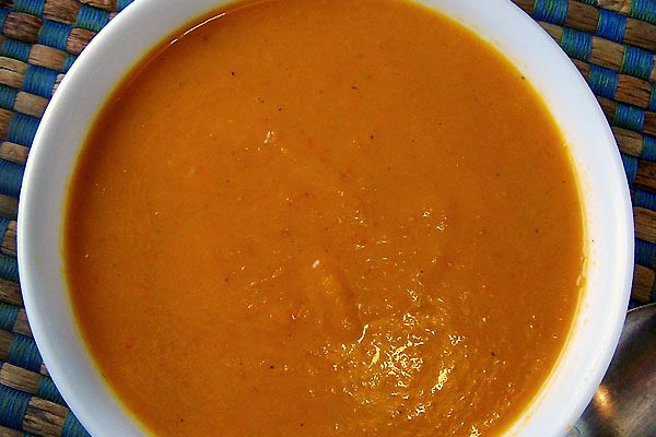 Carrots Galore: Two Carrot Soups & a Carrot Side Dish