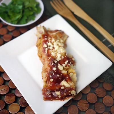 Quick & Easy Dinners: Cheese & Chicken Enchiladas