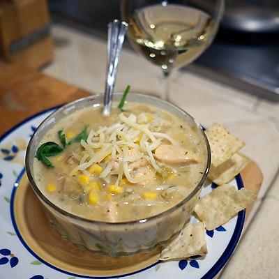 White Chicken Chili Recipe: It's Not Complicated