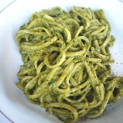 Pesto Pairs Perfectly with Italian White Wine