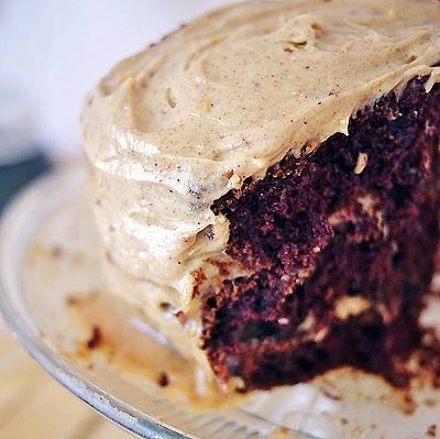 Luscious Peanut Butter Frosting & Filling Recipe